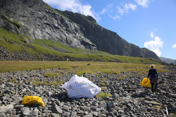 Fra Værøy-aksjonen