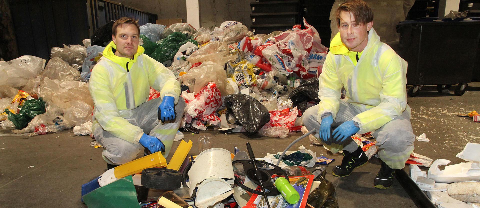 Kontroll av plast