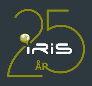 Iris 25 år