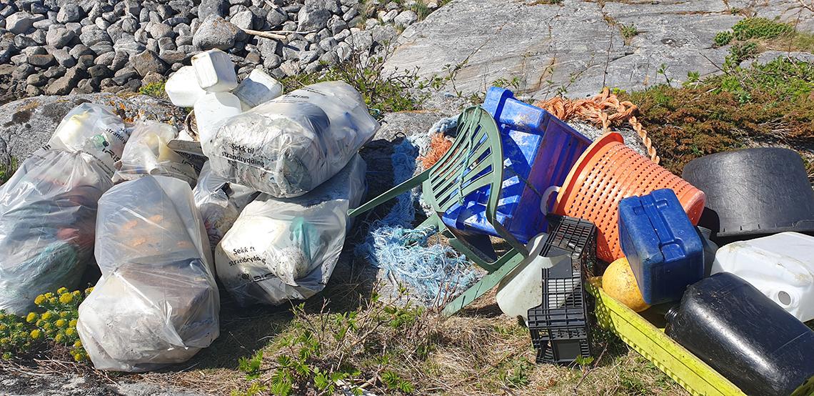 Marint avfall