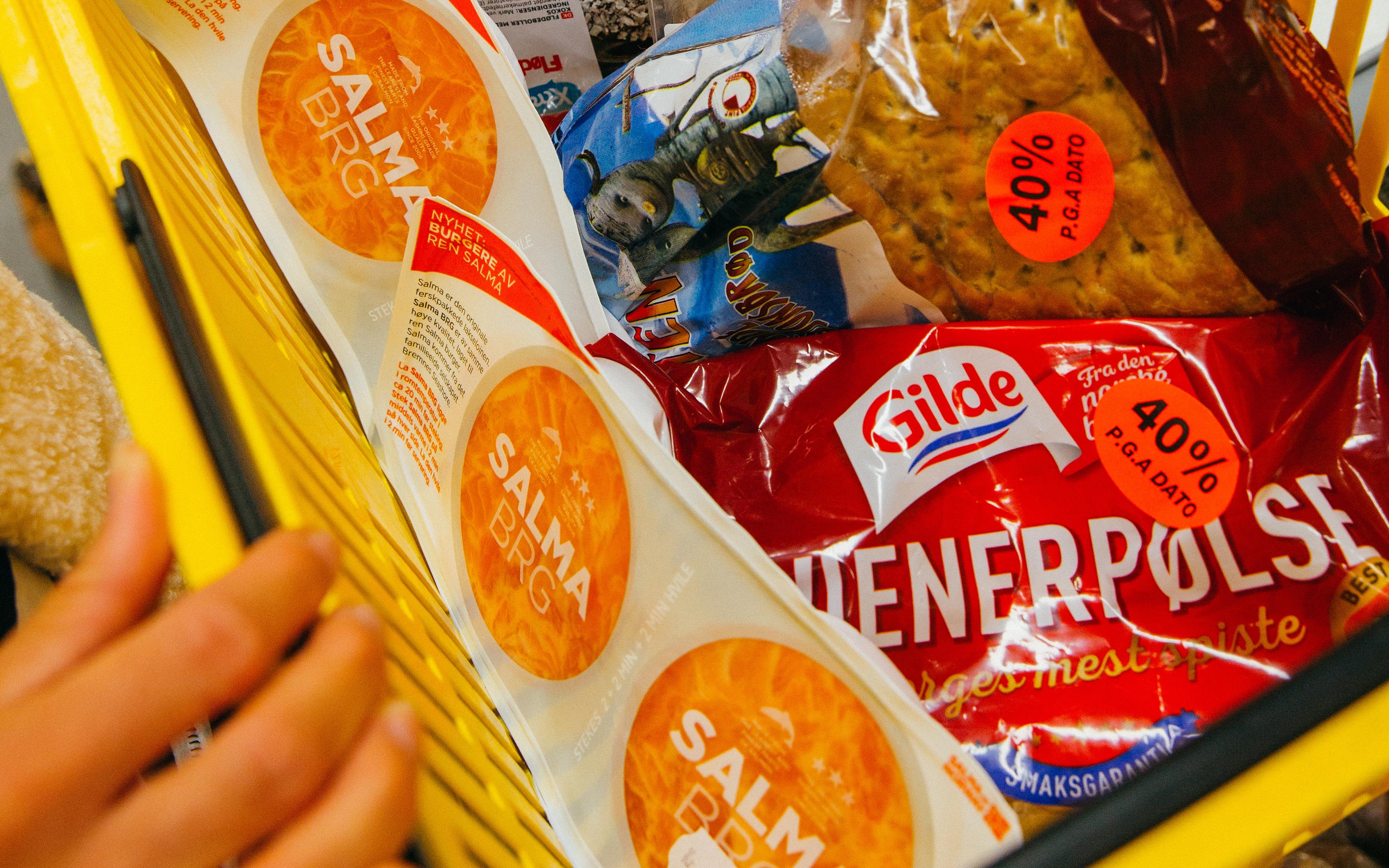Matvarer snart utgått på datao