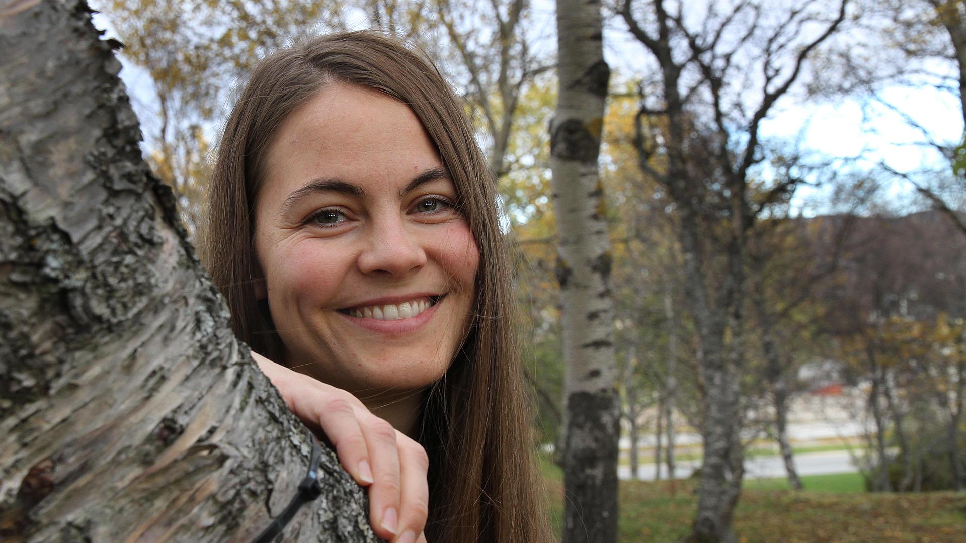Camilla Helgesen er spaltist i Iris Nytt